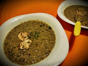 krem supa od pecuraka