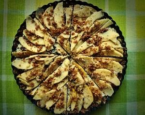 raw pita od jabuke