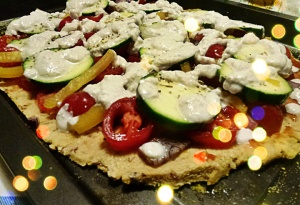 veganska pizza bez glutena