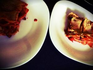 veganska lazanja sa patlidzanom i pecurkama