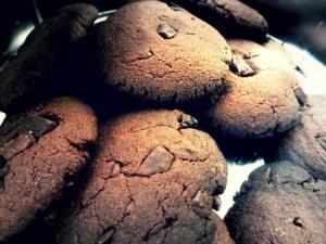 veganski keksici kolacici cookies cokolada