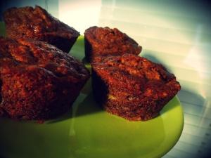 mafini muffins veganski banana
