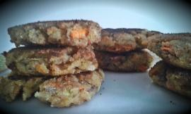 veganske cufte sa tikvicama i sargarepama